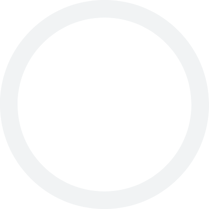 Circle in background for making design
